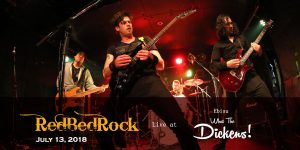 RedBedRock @ What The Dickens