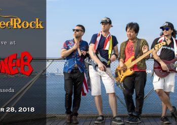 RedBedRock at Rad Beat Night