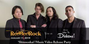 RedBedRock 'Shinnenkai'/Music Video Release Party