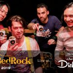 RedBedRock Celebrating Beer!