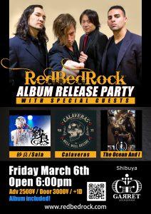 RedBedRock Album Release Party!