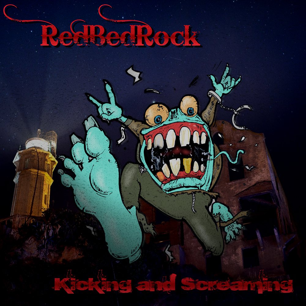 New album 'Kicking and Screaming' out Now!